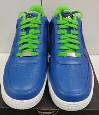 8ae21855cfa DS 2009 Air Force 1 Low Premium SP HUARACHE sz 9.5 Rare 354716-441 Supreme