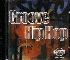 CD COMPIL 10 TITRES--GROOVE HIP HOP--BADU/KUTI/JORDAN/VIBE/MOOS/DRIVER/GALLIANO