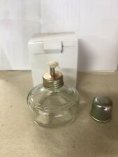 Alcohol Burner Install arrow points and inserts! New