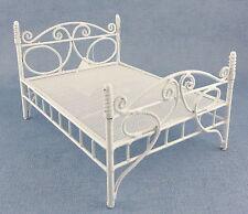 Muebles De Dormitorio Para Casa De Muñecas Alambre Blanco Simple Pleasures
