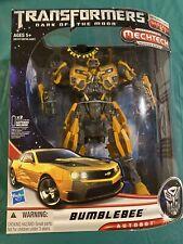 Transformers Dark Of The Moon Mechtech Bumblebee Autobot Hasbro - MIB!