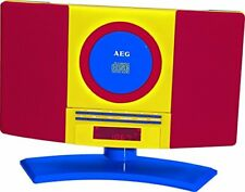 Aeg Minicadena Cd/mp3 MC 4464 Kids Line (Cod. Rps-aeg-mc4464)