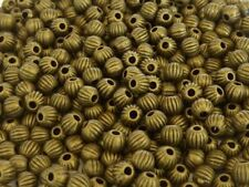 Antiqued Metal Jewellery Making Beads