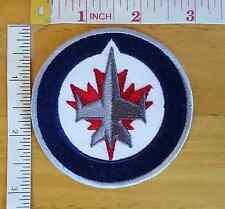 NHL Winnipeg JetsLogo embroidered Iron on Patch High Quality Shirt Cap