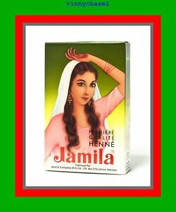 Jamila Pure Henna Powder Mehandi For Hair 100g