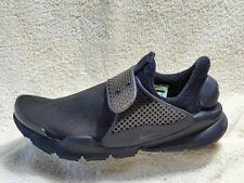 Nike Sock Dart SE trainers Triple Black UK 6.5 EUR 40.5