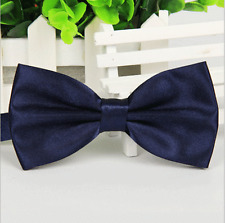 Bow Tie Classic Fashion Novelty Mens Adjustable Tuxedo Bowtie Wedding Necktie
