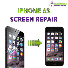 iPhone 6s Black  White Replacement LCD & TOUCH SCREEN Repair Fix Same day