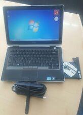 Dell Latitude E6320 Core i7-2620M 2.70GHz 8GB RAM 250GB HDD WEBCAM window 7 Pro
