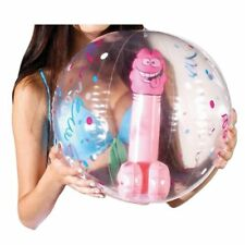 Pecker Willy Penis Beach Ball Adult Fun Gift Bachelorette Hens Night Party Game