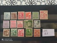 LOT STAMPS COLLECTION GERMAY OCCUPATION ZONE RUSSIA + FRANCE MNH** (MONDO ROS Q1