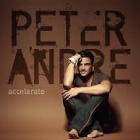 CD Album Accelerate von Peter Andre NEUWARE IN FOLIE SCHNELLER VERSAND