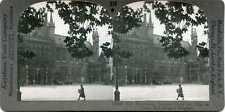 Belgien ~Brügge~ Hotel De Ville Stereoskopie 25599 379x Fast Neu