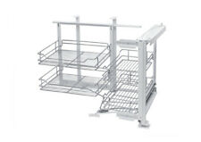 Pull-out Magic Corner Base Kitchen Storage 900mm Right/left Hot Deals Right