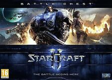 PC-DVD StarCraft II Battle Chest Brand New Sealed Game