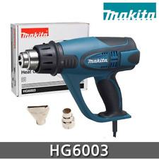 Makita HG6003 Heat Gun 1800W 750~1100℉ with 2 Nozzles 220V/60Hz 2lb 10Inch