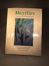 MAYFLIES BY MALCOLM KNOPP & ROBERT CORMIER SIGNED BY MALCOLM KNOPP