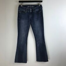 American Eagle Jeans - Artist Bootcut Dark Wash Tag Size: 00 Short (28x30) #5135