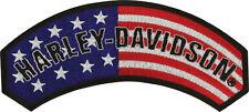 "HARLEY-DAVIDSON Parche / Emblema"" Rwb Rocker"" PATCH USA em080842"