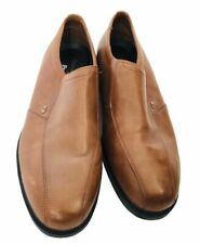PROPET Executive Walker brown leather loafer shoes Mens size US 11 shoe