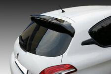 Dachspoiler Heckspoiler Heckflügel Spoiler in GTI Optik für Peugeot 208 A397