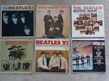 BEATLES COLLECTION ... 6 Albums & Beatles Shirt