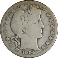 1904-S Barber Half Dollar Great Deals From The Executive Coin Company