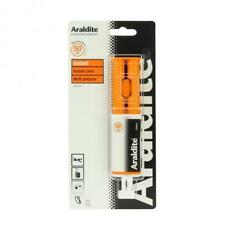 ARALDITE INSTANT 24ML SYRINGE TWO PART EPOXY ADHESIVE MULTI PURPOSE CLEAR