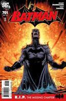 BATMAN #701 NM, Grant Morrison, Tony Daniel, DC Comics 2010