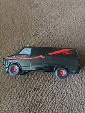 Vintage A-Team 1/18 scale Diecast Van Ertl 1983