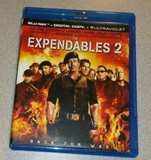 The Expendables 2 (Blu-ray Disc, 2012)