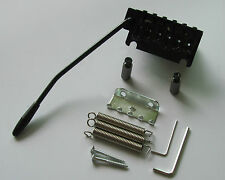 Black 2 Point Guitar Tremolo Bridge Locking System for Strat