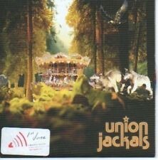 (978F) Union Jacks, Analogue Star - DJ CD