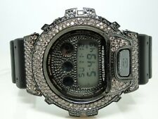 Casio G Shock Mens 6900 Jojo Joe Rodeo Black/Brown Simulated Diamond Watch