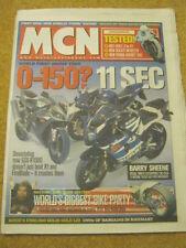 MCN - MOTORCYCLE NEWS - DAYTONA BIKE WEEK - 12 March 2003