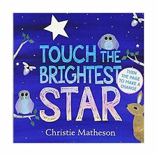 Touch the Brightest Star Board Book Free Shipping