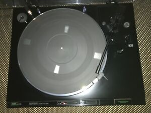 Sony PS-LX430 Record Player Stanton Cartridge D70E Stylus Works Good