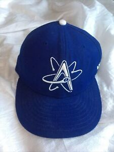 Albuquerque Isotopes Fitted Blue Cap Size 7 1/2