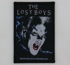 PATCH - The Lost Boys - Horror movie - 80s, vampires, woven / iron-on
