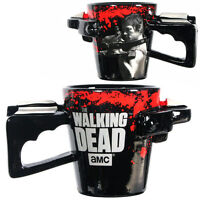 TAZZA THE WALKING DEAD DARYL DIXON CROSSBOW BALESTRA COFEE MUG CUP SERIE TV #1