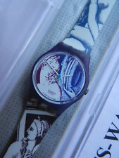 SWATCH + Lady +lv101 Saffo + NUOVO/NEW