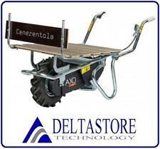 MOTOCARRIOLA CON PIANALE AXO CARRIOLA A MOTORE by DELTASTORE-Technology
