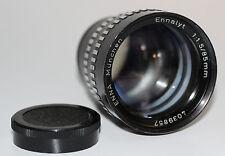 Enna munich objetivamente lens ennalyt 1,5/85 para m42