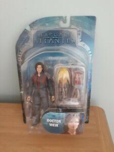 Stargate Atlantis diamond select toys   Doctor Weir series 1 2007