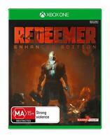 Redeemer Enhanced Edition XBOX One Microsoft XB1 Action Adventure Fighting Game