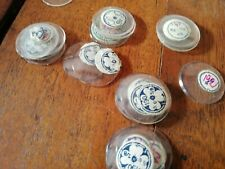 verre montre gousset série 100 vendu a l'unité lire descriptif