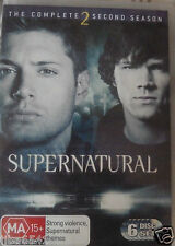 SUPERNATURAL Complete 2nd Season DVD Pack