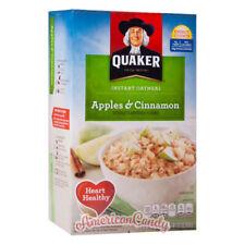 2x 350g Quaker Avoine Apple & Cannelle USA ( 25,70€/ kg)