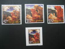 NEW ZEALAND NHM SET-2008 CHRISTMAS (1st Issue) INC S/A SG 3092/5