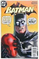 Batman 638 NM Jason Todd Revealed as Red Hood Matt Wagner cover DC Comics 2005
